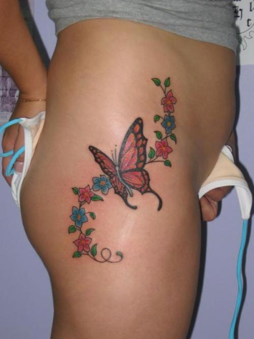 Butterfly Tattoo 2015