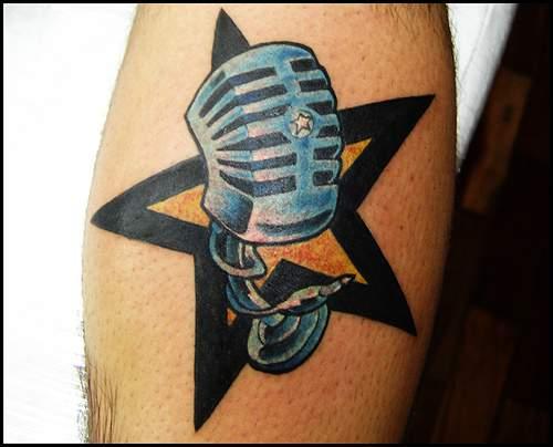 music staff tattoo designs. some music tattoo ideas
